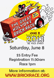 The Great Holyoke Brick Race