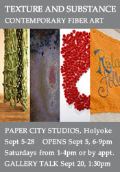Texture and Substance: Contemporary Fiber Art